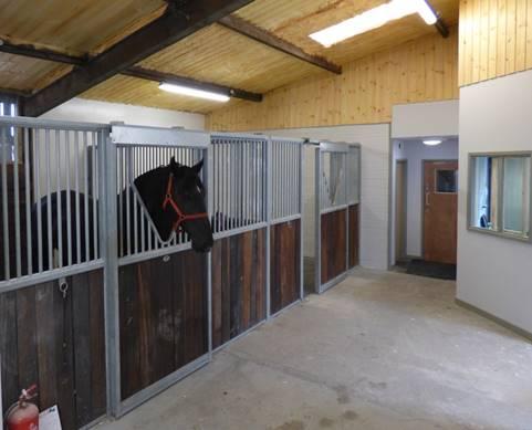Summerleaze Equine and Farm Vets Facilities